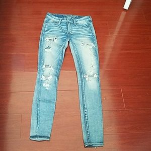 American Eagle Outfitters stretchy skinny je